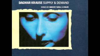 Dagmar Krause - Der song von Mandelay