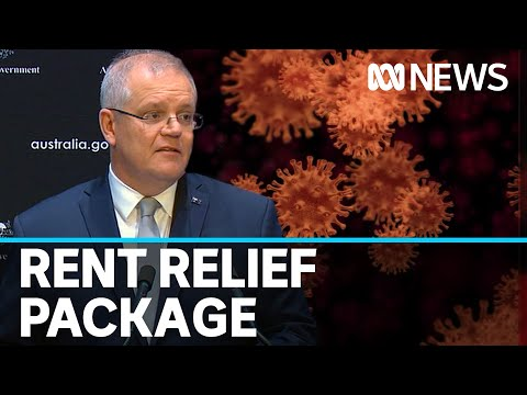 Coronavirus: PM Scott Morrison announces relief for commercial landlords, tenants  | ABC News