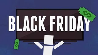 WHERE DID BLACK FRIDAY COME FROM?