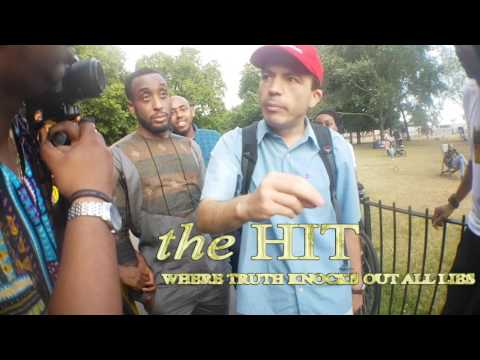 Hebrew Israelite Bro TY: White Arab Wealth Vs Poverty Of Black Muslim Nation/European Slavery Denied