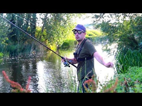 FLOAT FISHING FOR BARBEL - RIVER AVON