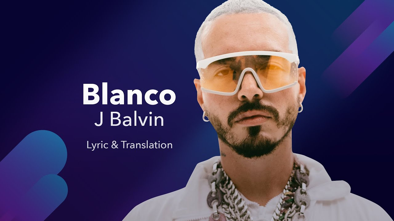 What Is Blanco In English