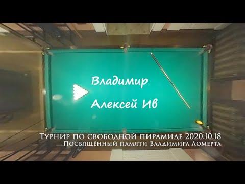 Свободная пирамида - партия между Владимиром и Алексеем Ив