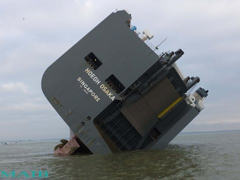 Hoegh Osaka story in brief