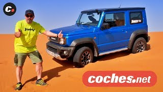 Suzuki Jimny en Marruecos | Prueba / Test / Review en español | coches.net thumbnail