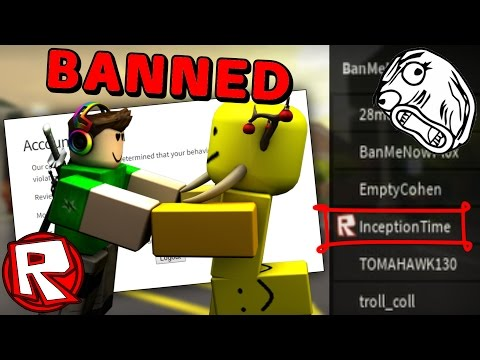 DATING A ADMIN   ROBLOX   Trying To Get Banned Challenge   Part 2