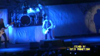 Stone Sour - Hesitate (AMERICAN DEBUT) - 2011-01-20 - Sovereign Center - Reading, PA - HD