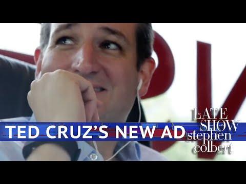 Trump Stars In New Ted Cruz Campaign Ad