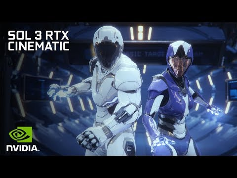 Project Sol Part 3: A Real-Time Ray-Tracing Cinematic Scene Powered by NVIDIA RTX