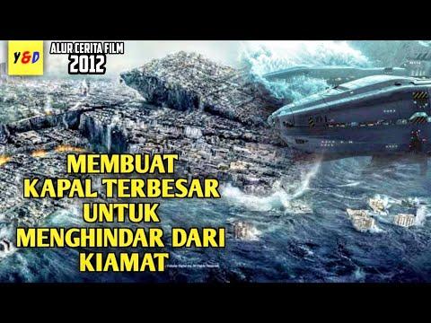 Kisah Perjuangan Menyelamatkan Diri Dari Tsunami Terbesar- ALUR CERITA FILM 2012
