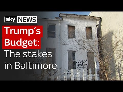 Donald Trump's Budget: The stakes for people in Baltimore