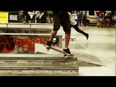 Argentina Skateboarding Tour #1
