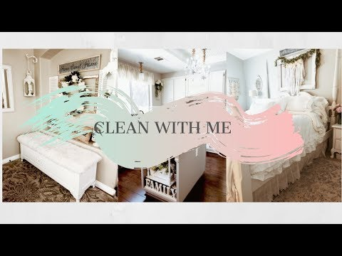 CLEAN WITH ME   CLEANING MOTIVATION   CLEANING TIPS