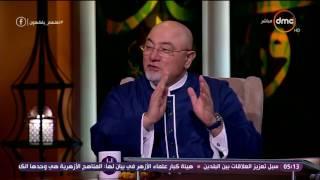تعليق ناري من الشيخ خالد الجندي عن واقعة تحريض مدرس على ضرب مدير المدرسة