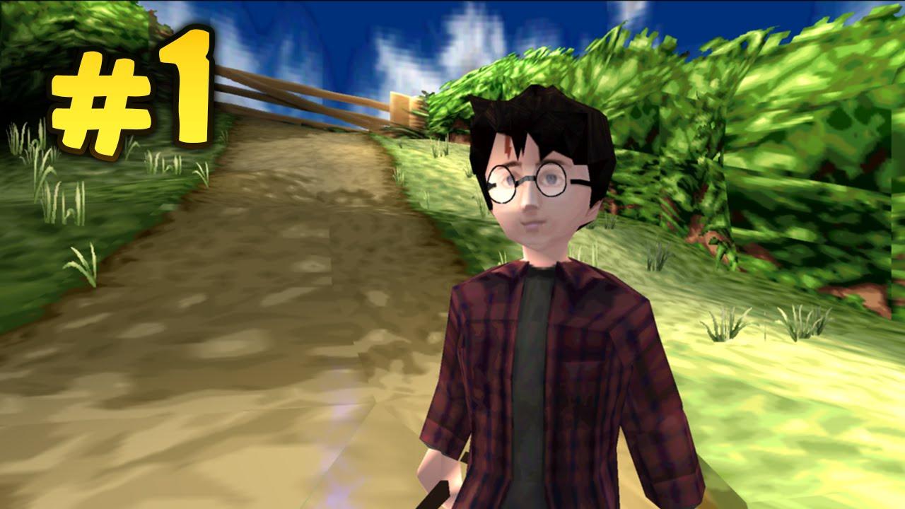 1 4 Psx Harry Potter Y La Camara Secreta Live Gameplay