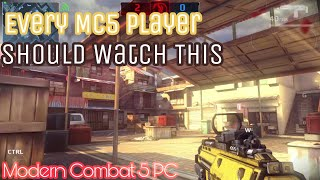 EVERY MC5 PLAYER SHOULD WATCH THIS, MY FIRST MC5 PC GAMEPLAY Game P...