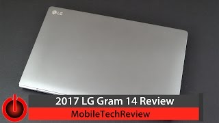 2017 LG Gram 14 Review