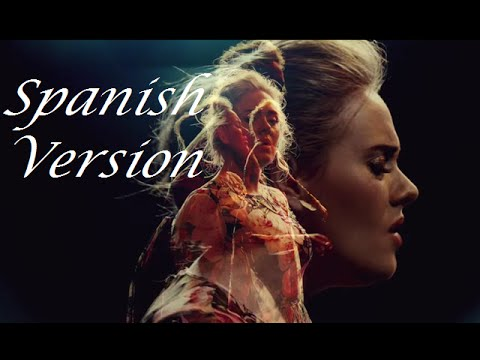 Adele - Send My Love (To Your New Lover) Spanish Version (Cover en Español)