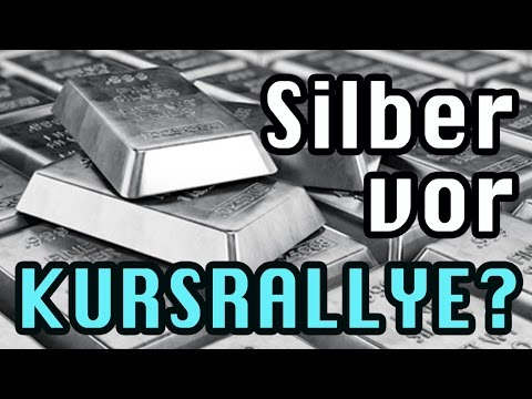 Silber wird steigen!