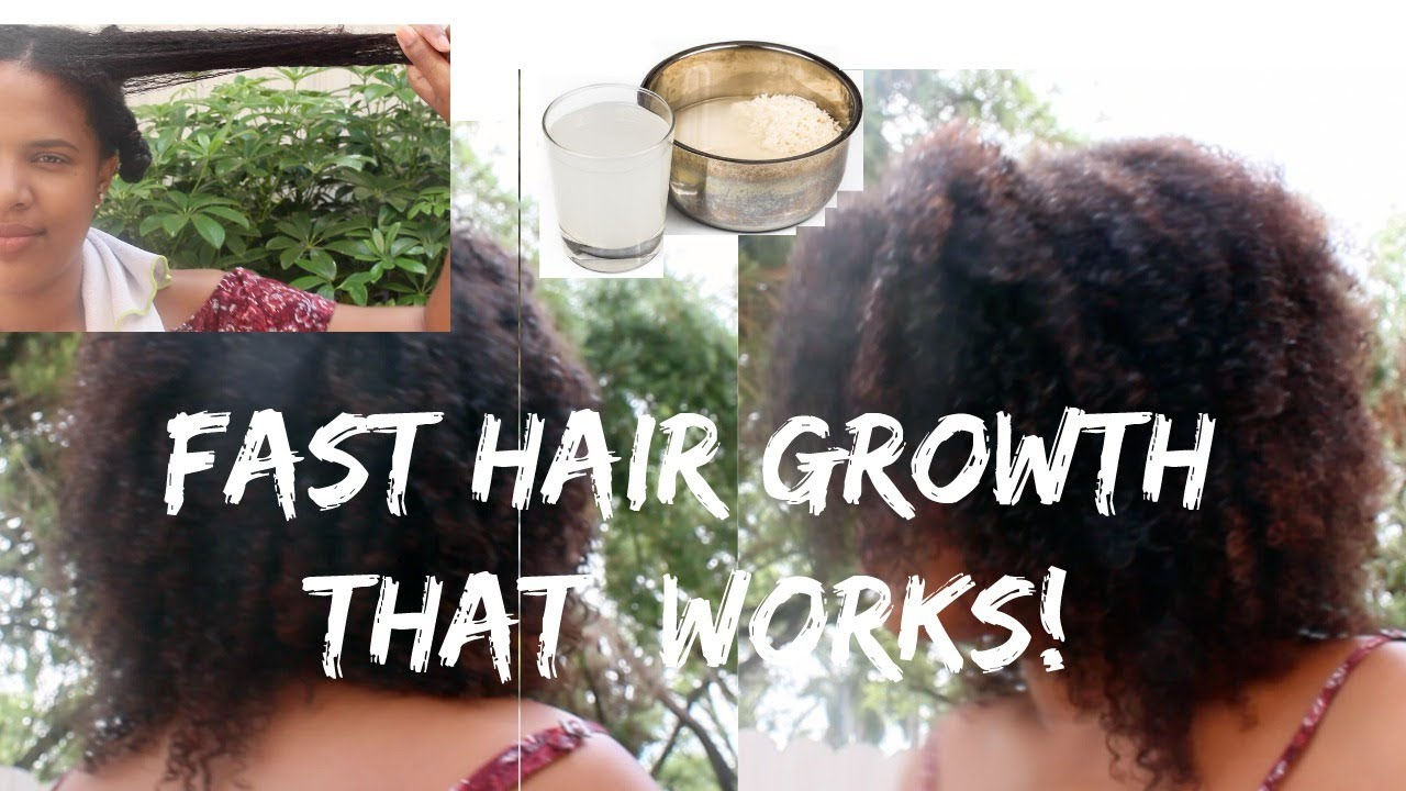 How To Grow Hair Fast And Long Rice Water For Hair Growth Results And Experience