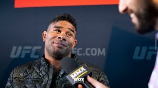 UFC 225: Alistair Overeem Happy To Welcome 'Fresh Meat' To Heavyweight Division - MMA Fighting