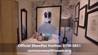 Commonwealth Towers showflat
