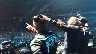 David Guetta & GLOWINTHEDARK - Clap Your Hands Live at Amsterdam Music Festival 2015