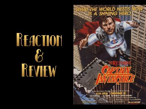 Reaction & Review | The Return Of Captain Invincible