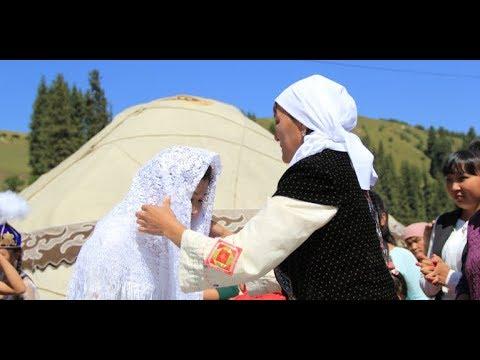 Бишкектик кыз бир