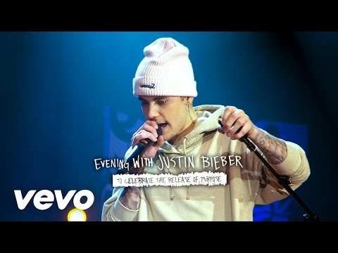 Evening with Justin Bieber: Release of Purpose | Live from The Danforth Music Hall #PurposeInTO