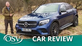 OSV Mercedes GLC Coupe 2017 In-Depth Review