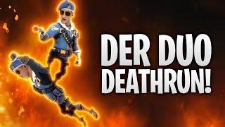 DER DUO DEATHRUN! 🔥   Fortnite: Battle Royale