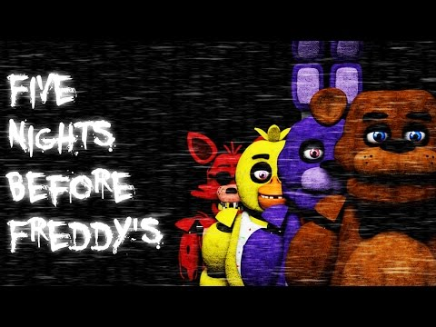 FREDDY FAZBEARS IS CLOSING?! | Five Nights Before Freddys Part 1 (Five Nights at Freddys)