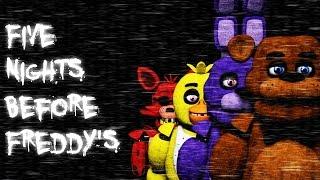 FREDDY FAZBEARS IS CLOSING?!   Five Nights Before Freddys Part 1 (Five Nights at Freddys)