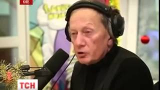 МСЗ Украины не будет реагировать на слова сатирика М Задорнова