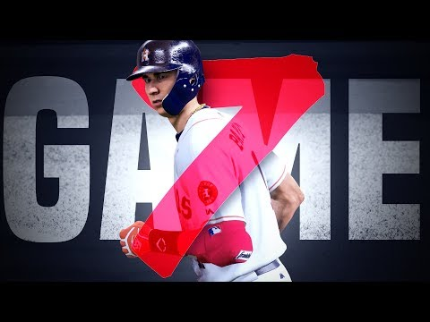 GAME 7 OF THE WORLD SERIES! MLB The Show 18 Road To The Show
