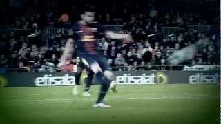 Alexis Sanchez Goal (Barcelona 4-0 Mallorca) 06.04.2013