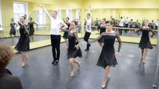 Танго, контрольный урок 2 курс МОКИ