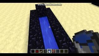 Minecraft как строить мини-пушку