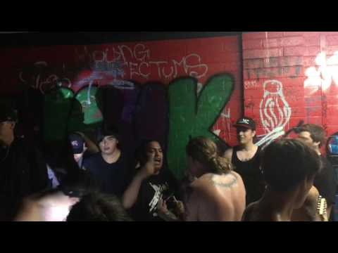 "EASY MONEY ""MENACE ll SOCIETY"" live @ The Rules of The Game record release show"