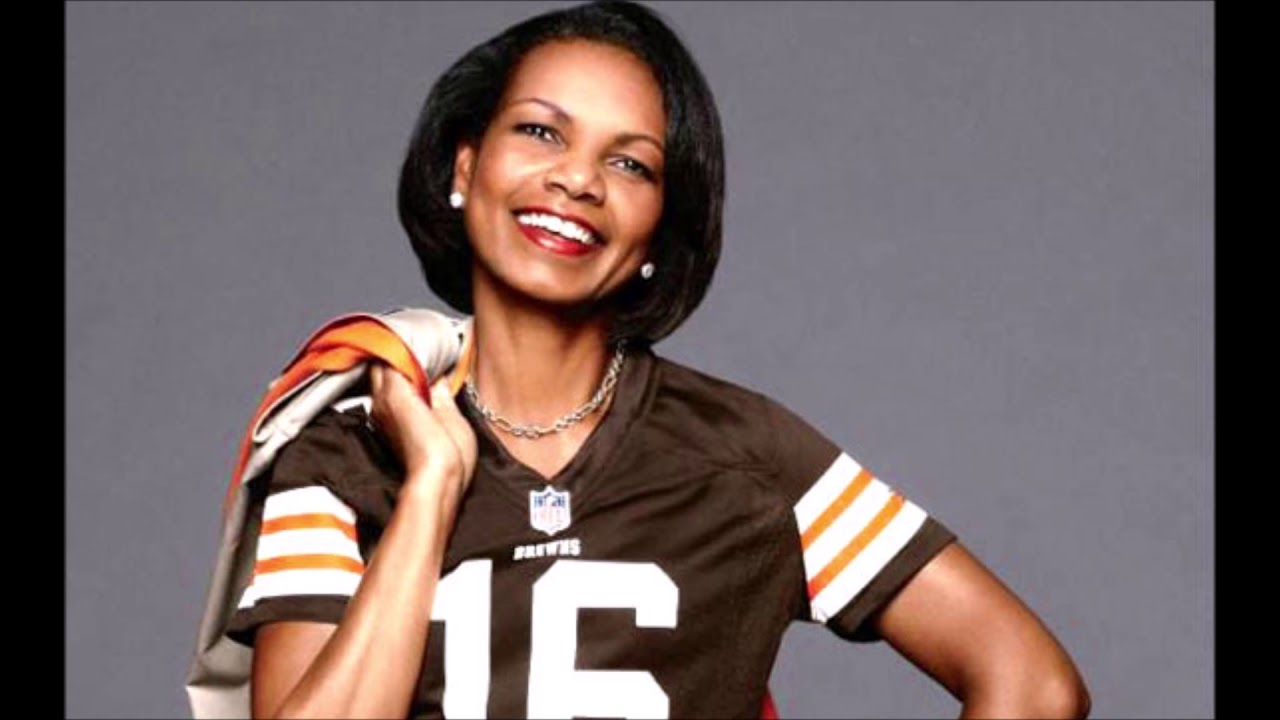 Cleveland Browns Stunning Option For Next Head Coach: Condolezza Rice