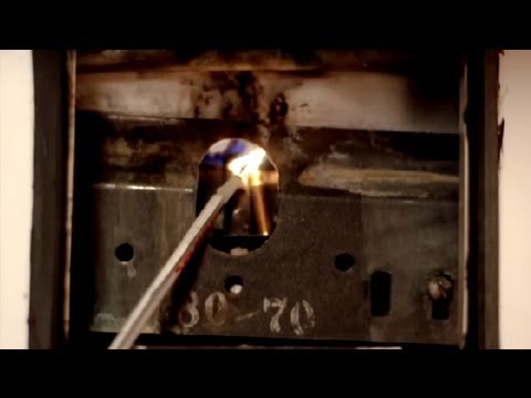 How to Light a Boiler Pilot Light  How to repair your home  YouTube