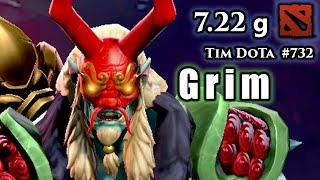 Dota 2 GrimStroke | 7.22g | Tim Dota | #732