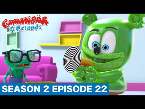 "Gummy Bear Show S2 E22 ""HYPNO KRONK"" Gummibär And Friends"