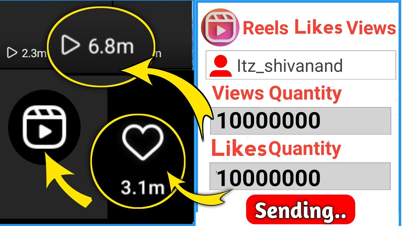How to increase Instagram Reels Views and Likes 2021 | Instagram reels par Views Likes kese badhaye