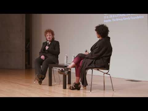Nan Goldin in Conversation with Lanka Tattersall