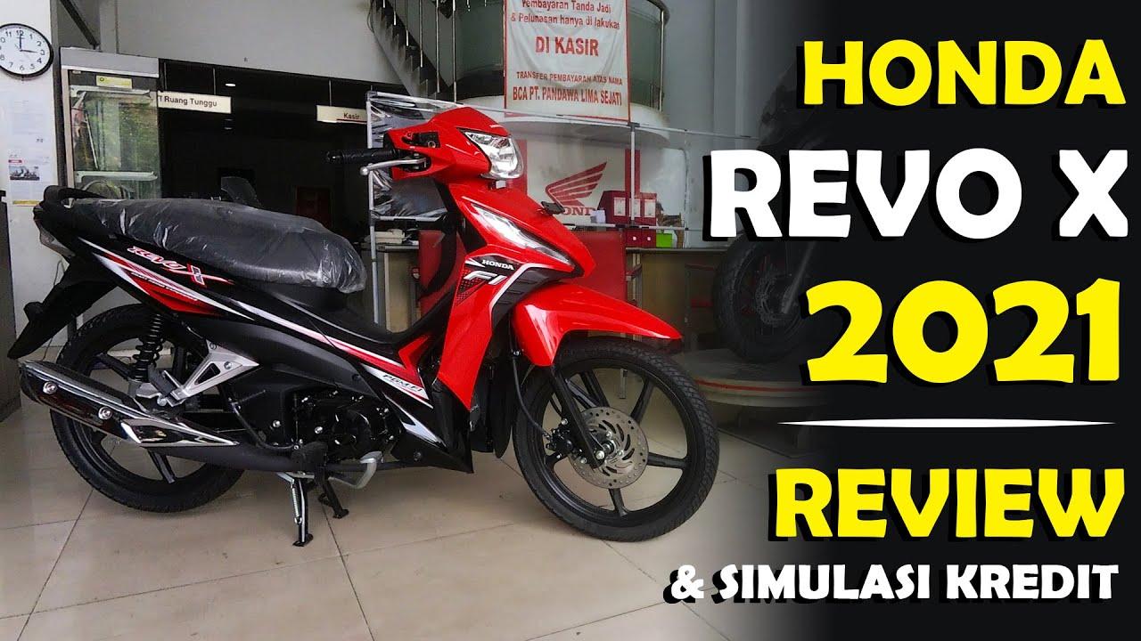 Honda Revo X 2021 Review dan Simulasi kredit