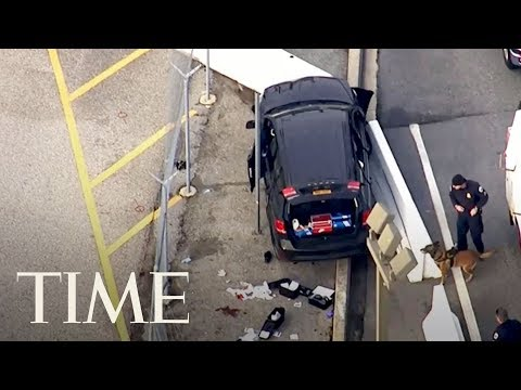 1 Wounded In Shooting Outside NSA Headquarters At Fort Meade | TIME