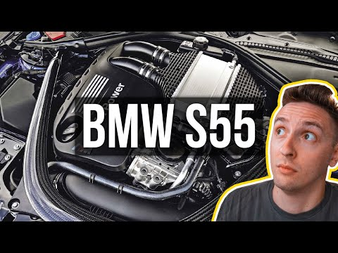 BMW S55: Everything You Need to Know