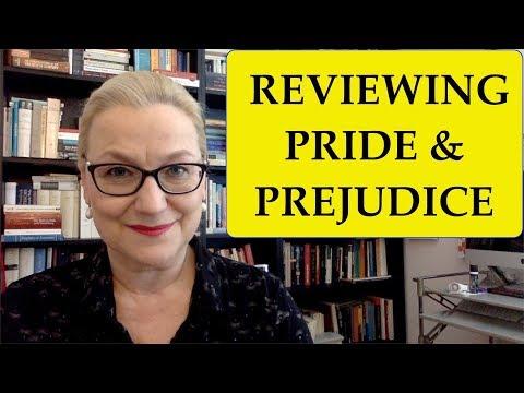 Discussion: Reviewing Pride & Prejudice